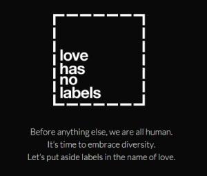 love has no lebels